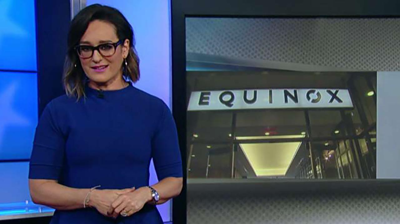 FOX Business' Kennedy slams celebrities for boycotting Equinox and SoulCycle.