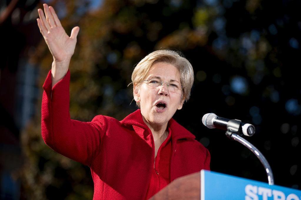 Axios Reporter Stef Kight discusses Elizabeth Warren's growing crowds and increasing financial support.