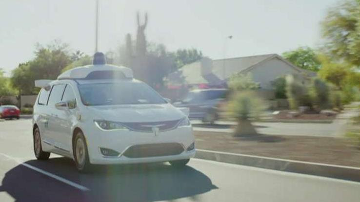 The CyberGuy Kurt Knutsson discusses the theft of Google's self-driving car secret technology.