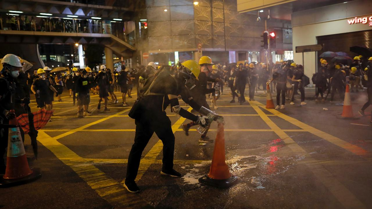 FBN's Stuart Varney on the fallout from the protests in Hong Kong.