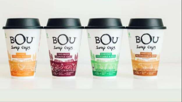 Bou CEO Robert Jakobi on how the company is innovating the instant soup cup and bouillon cubes.