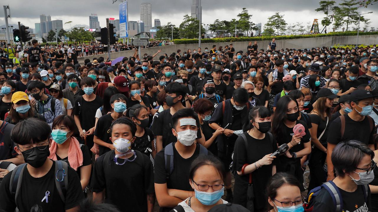Hudson Institute Senior Fellow Michael Pillsbury on U.S. trade tensions with China and the impact of the protests in Hong Kong.