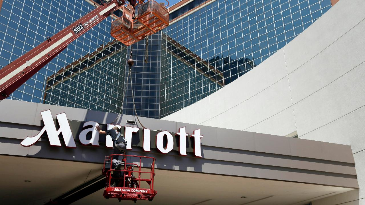 FBN's Susan Li on the costs to Marriott from its massive data breach.