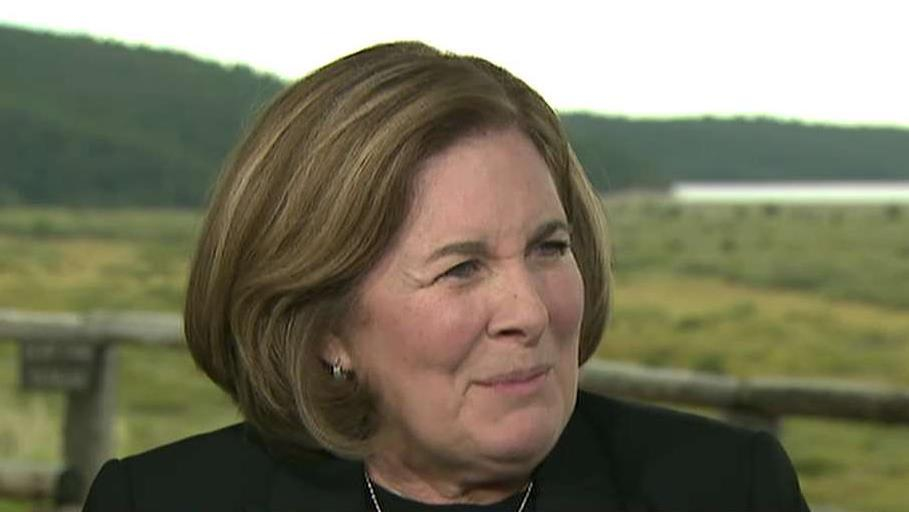 Kansas City Fed President, Esther George, on the state of the U.S. economy.