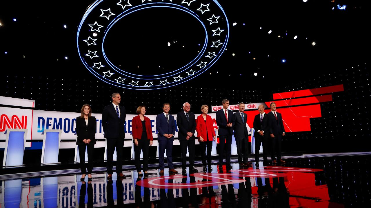 Forbes Senior Editor Dan Alexander breaks down the net worth of the 2020 presidential field.