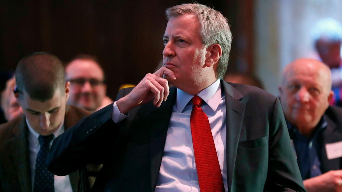New York City Mayor Bill de Blasio has dropped out of the 2020 presidential race. American Conservative Union chairman Matt Schlapp and former Wall Street Journal board member Steve Moore weigh in.