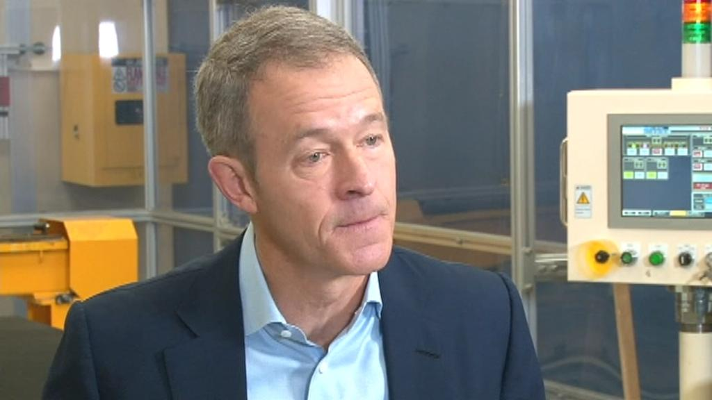 Apple COO Jeff Williams discusses Apple's attitude and actions on privacy with Fox's Brett Larson.