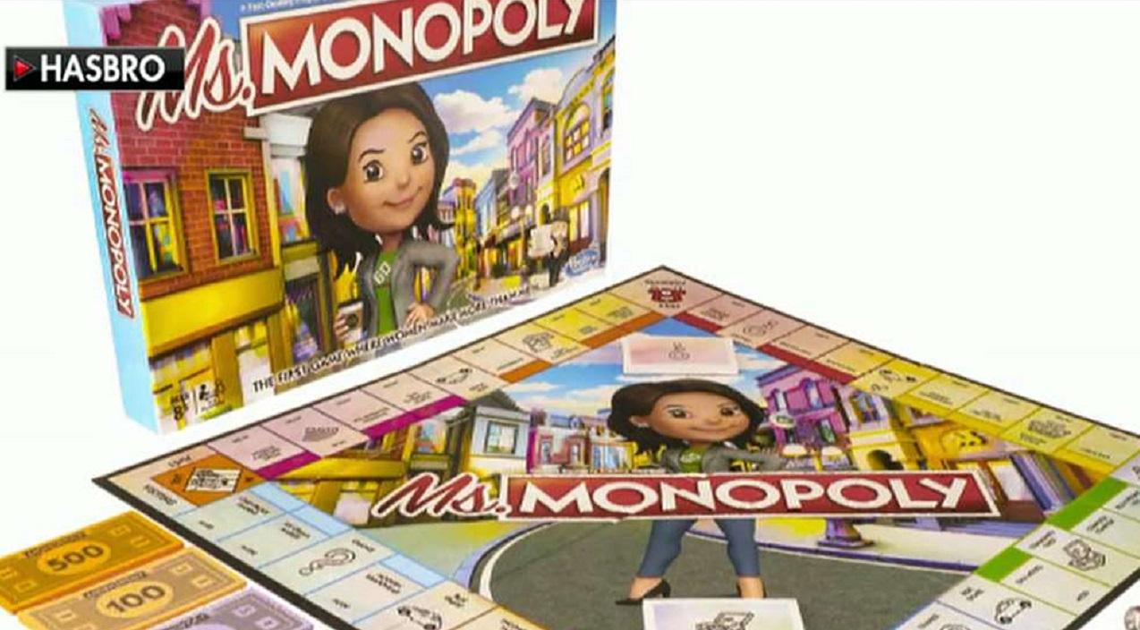 'Kennedy's' panel, including former CIA analyst Buck Sexton, Reason.com associate editor Robby Soave and Independent Women's Forum senior analyst Inez Stepman, discusses the new Hasbro game, 'Ms. Monopoly.'