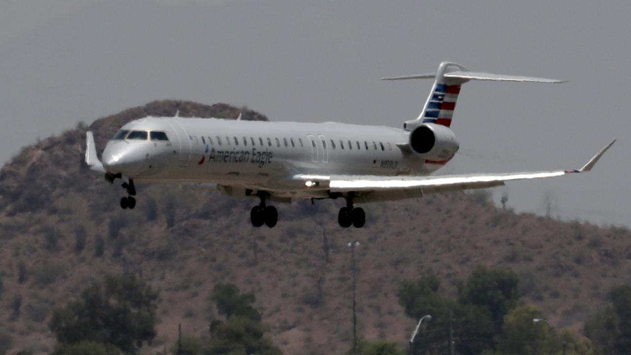 The American Airlines mechanic allegedly sabotaged a plane's navigation system.