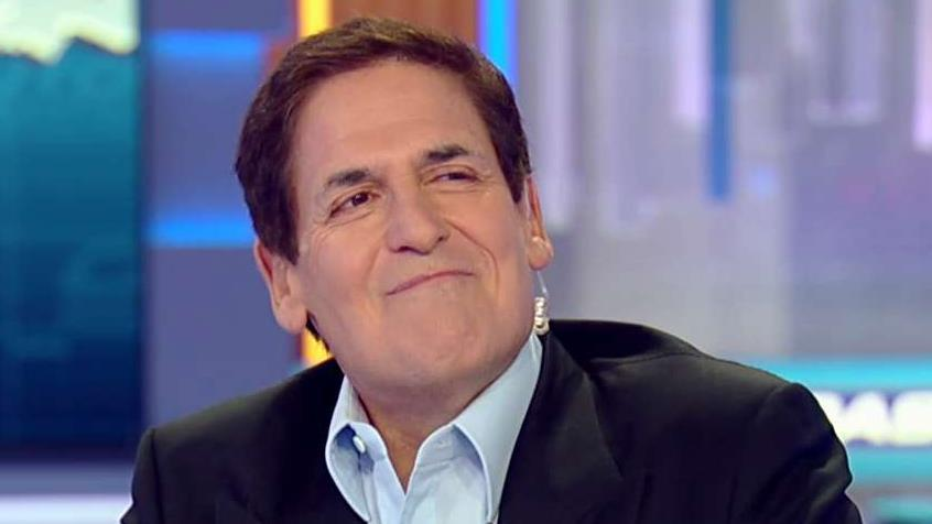 Dallas Mavericks owner Mark Cuban discusses trade relations with China and the effect it has on American business.