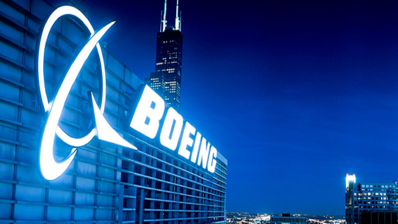 FOX Business' Liz Claman reports the latest news from Boeing's settlement with crash victims' families, which amounts to $144,500 each.