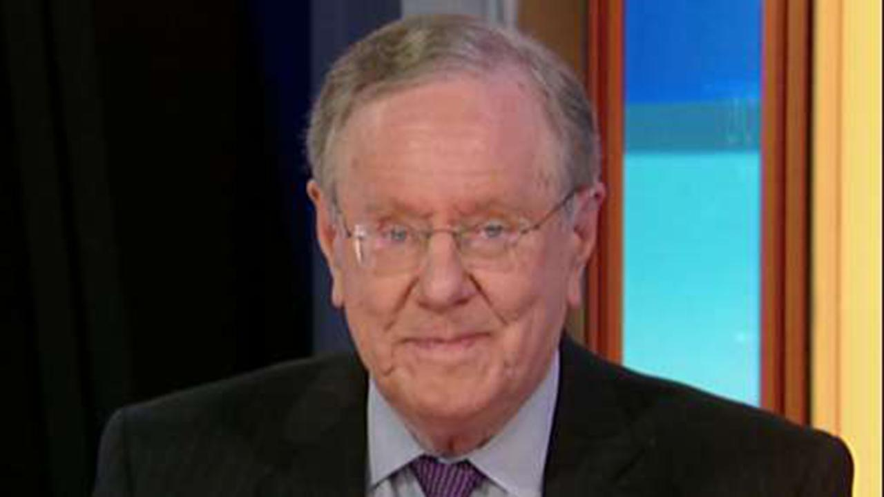 Steve Forbes shares provides insight into the ECB's  decision to cut rates.