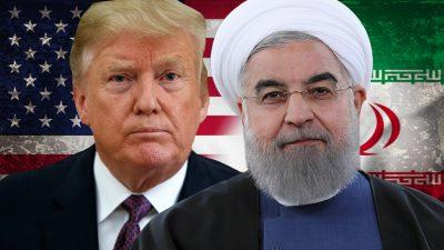 Iran threatens 'all-out war' if US strikes