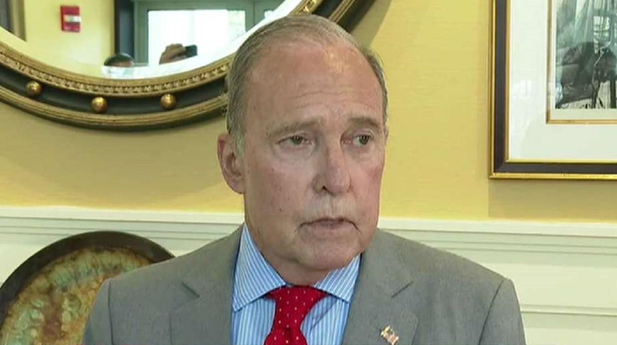 National Economic Council Director Larry Kudlow says 'Tax Cuts 2.0' could be on its way next year.