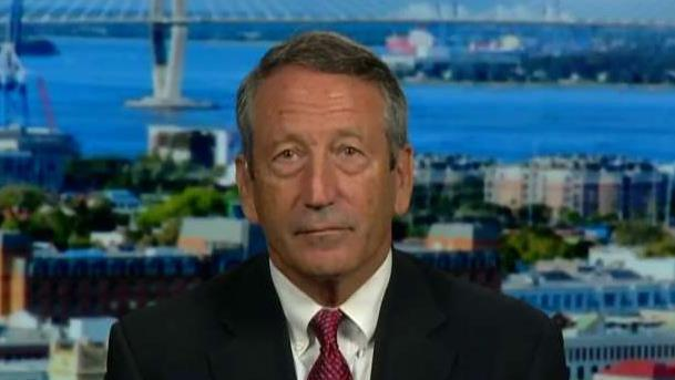 Former South Carolina Gov. Mark Sanford argues the U.S. is at a tipping point when it comes to debt, deficit and government spending.