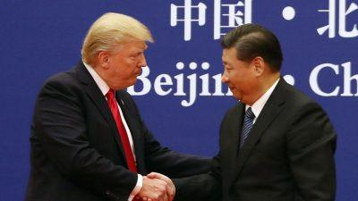US-China trade talks head into a second day