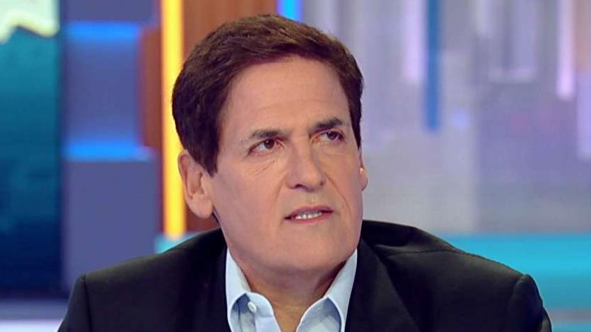 Dallas Mavericks owner Mike Cuban discusses his hesitancy in enabling college athletes to receive paychecks.