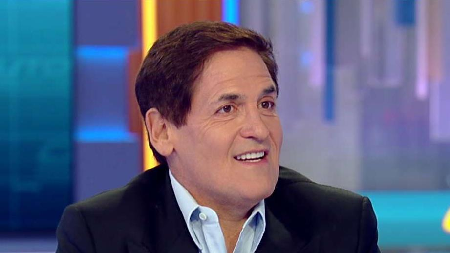Dallas Mavericks owner Mark Cuban discusses 2020 Democratic candidates' proposed wealth tax.