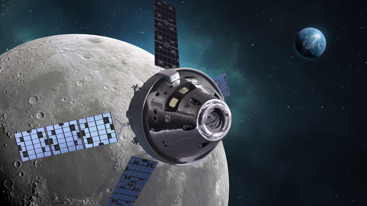 NASA administrator Jim Bridenstine discusses NASA's decision to purchase additional Orion spacecraft from Lockheed Martin.