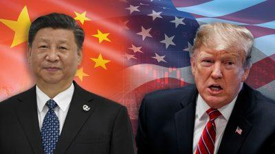 Former Reagan economic advisor Art Laffer discusses the current trade war between the US and China. Laffer says he is confident in the current state of the US economy.