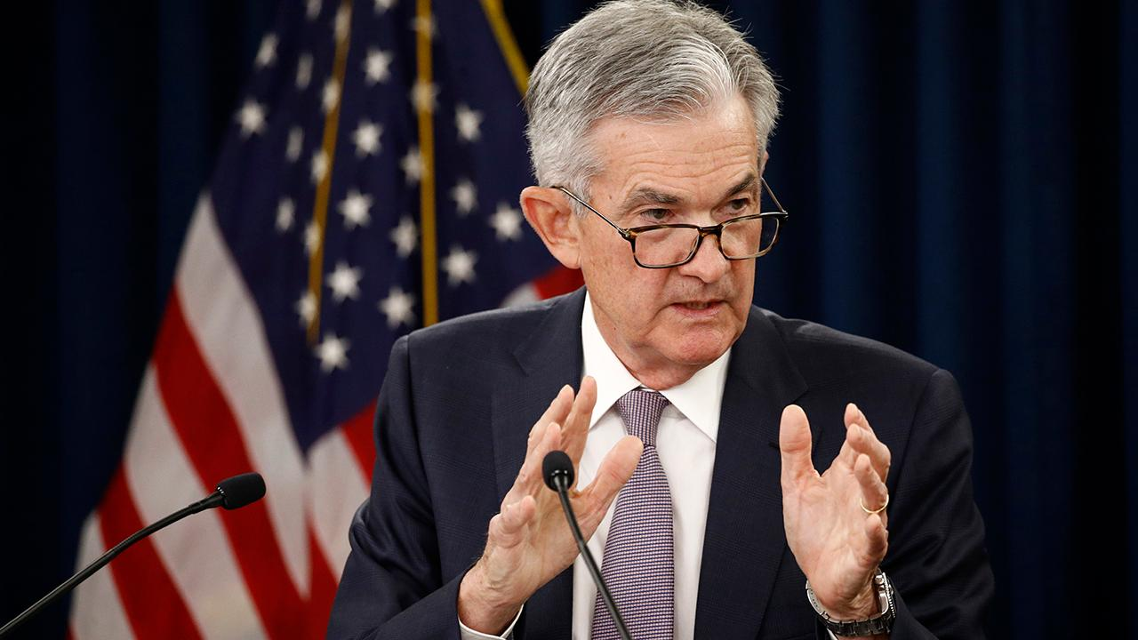 Federal Reserve Chairman Jerome Powell speaks on how the economy will evolve over the next year.