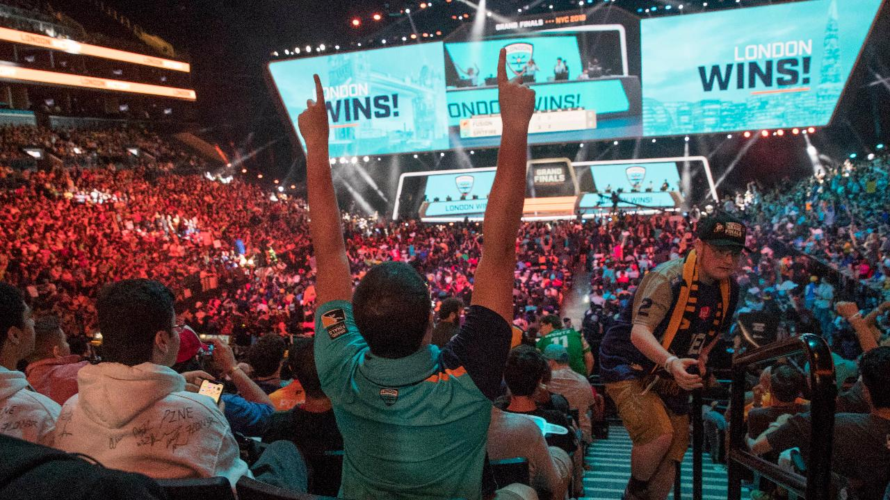 New Meta Entertainment CEO Michael Prindville on the big business of esports.
