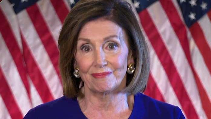 'The actions taken to date by the president have seriously violated the Constitution,' Speaker of the House Nancy Pelosi said when announcing an impeachment inquiry on President Trump.