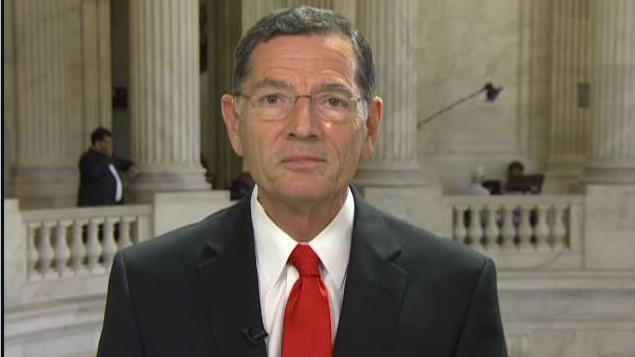 Sen. John Barrasso (R-WY) says the government should stop subsidizing electric cars.