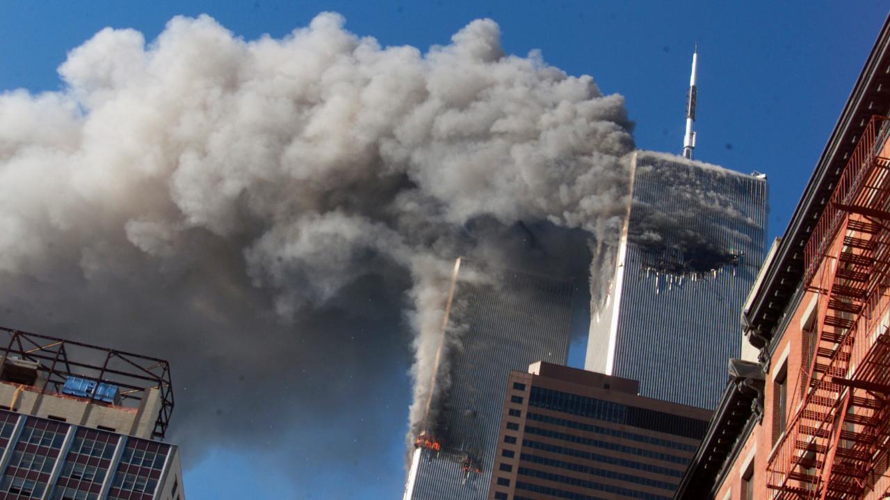 Former NYSE CEO Dick Grasso discusses the 9/11 terrorist attack.