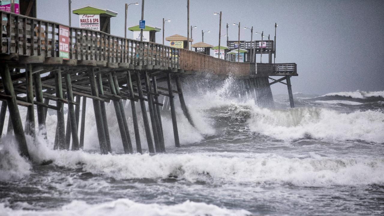FBN's Jeff Flock with the latest on Hurricane Dorian.