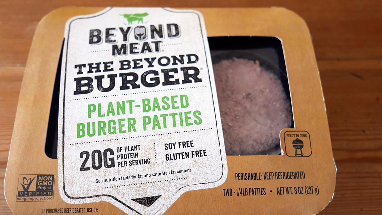 Morning Business Outlook: Plant-based company Beyond Meat sees a rise in stock; the popular food delivery app DoorDash was hacked affecting nearly 5 million delivery drivers, merchants and restaurants.