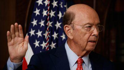 U.S. Commerce Secretary Wilbur Ross stresses the U.S. knows what its objectives are through structural reforms and technology transfers.