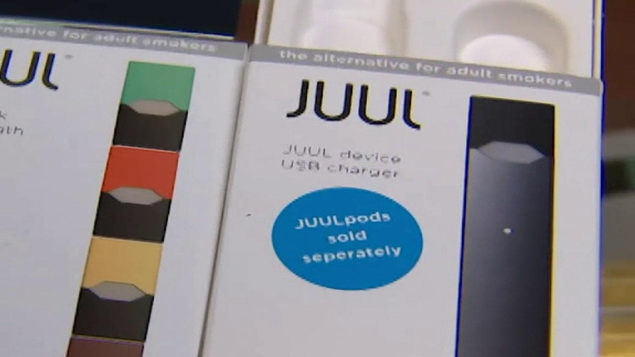 The FDA puts e-cigarette maker Juul on notice, claiming it has ignored the law by marketing its products as safer than cigarettes.