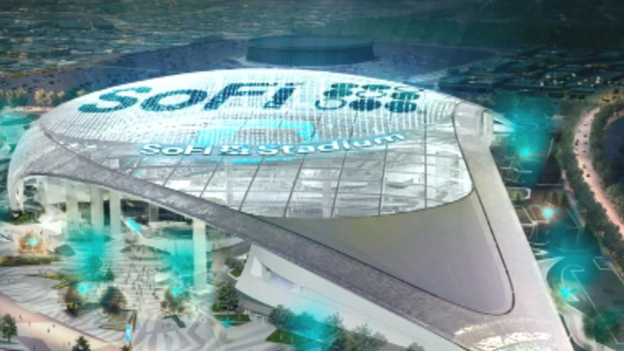 FOX Business' Robert Gray reports about SoFi receiving naming rights for the new Chargers and Rams stadium in Los Angeles.