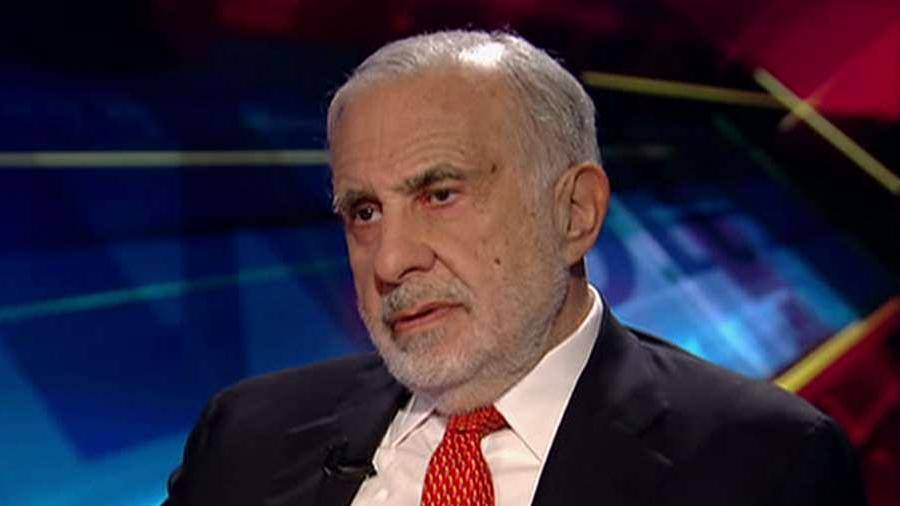 Carl Icahn is reportedly moving his hedge fund Miami next year. FOX Business' Susan Li with more.