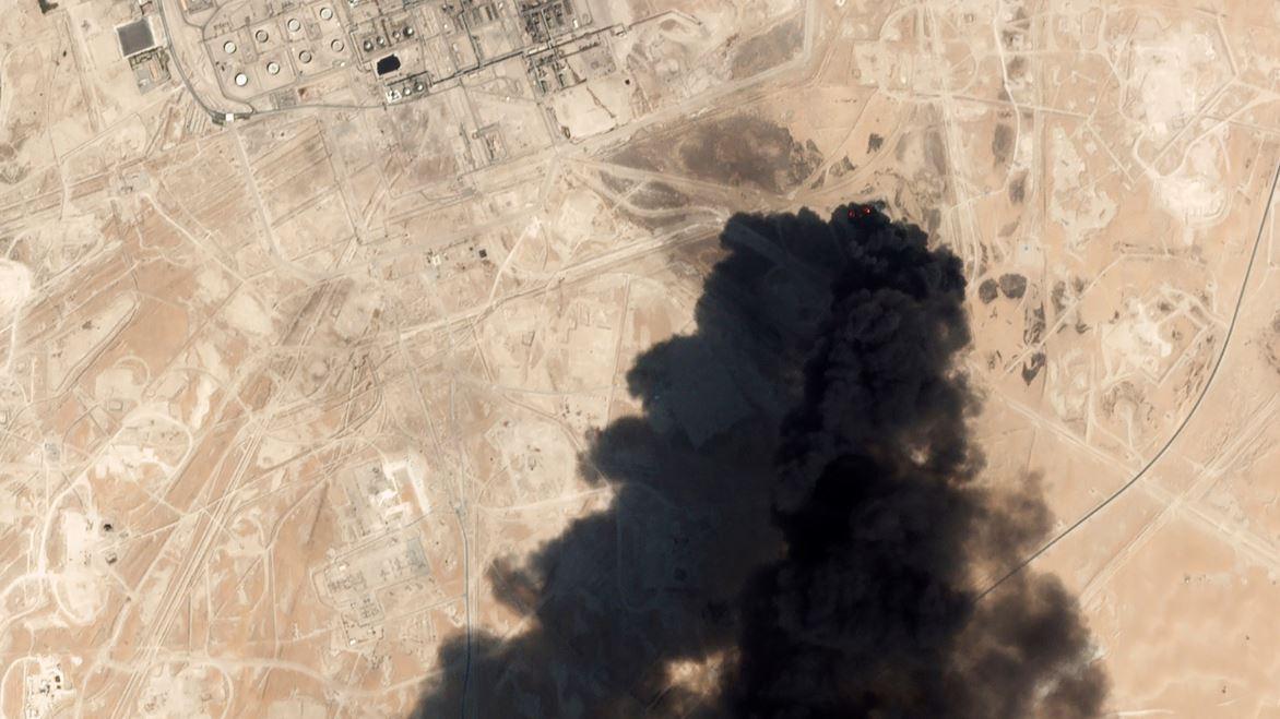 Fox News senior strategic analyst Gen. Jack Keane on the Iranian attack on Saudi oil fields.