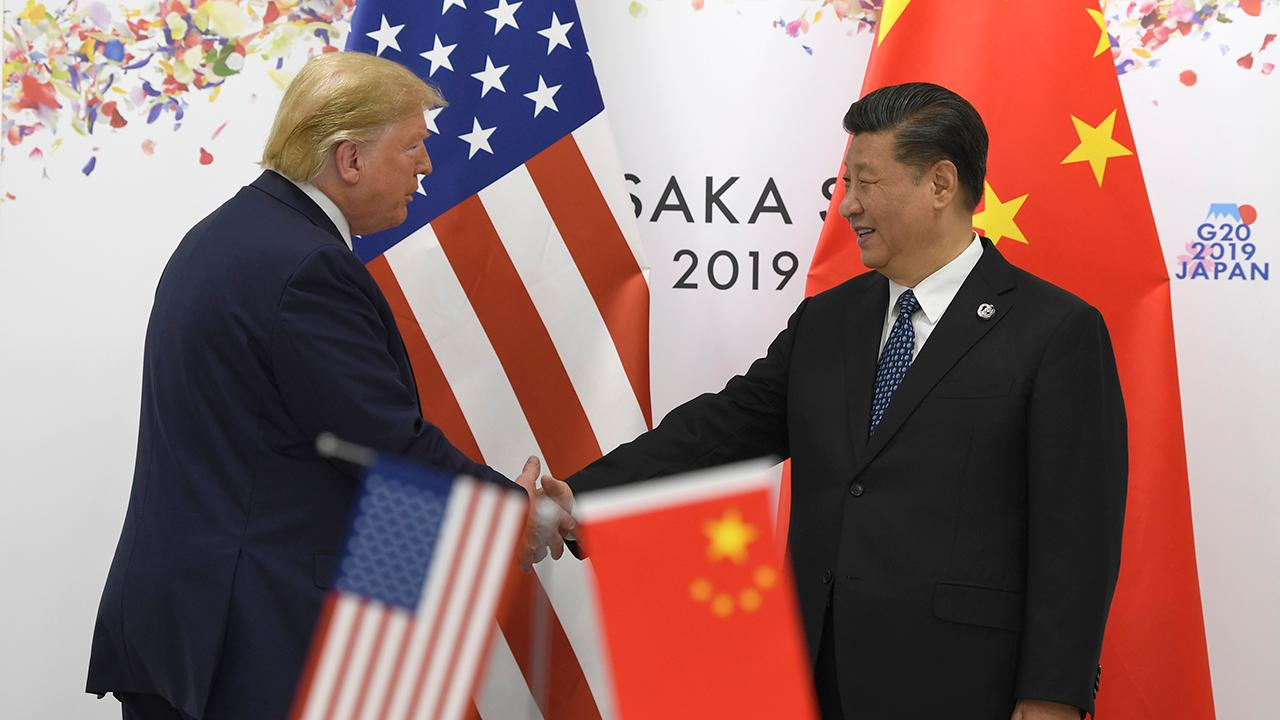 Brian Brenberg, professor at The King's College, says the U.S.-China trade war is not coming to an end.