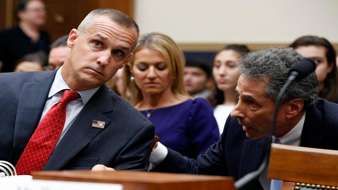 During a live interview, former Trump campaign manager Corey Lewandowski confronted a CNN host over the network's decision to hire former FBI Deputy Director Andrew McCabe.