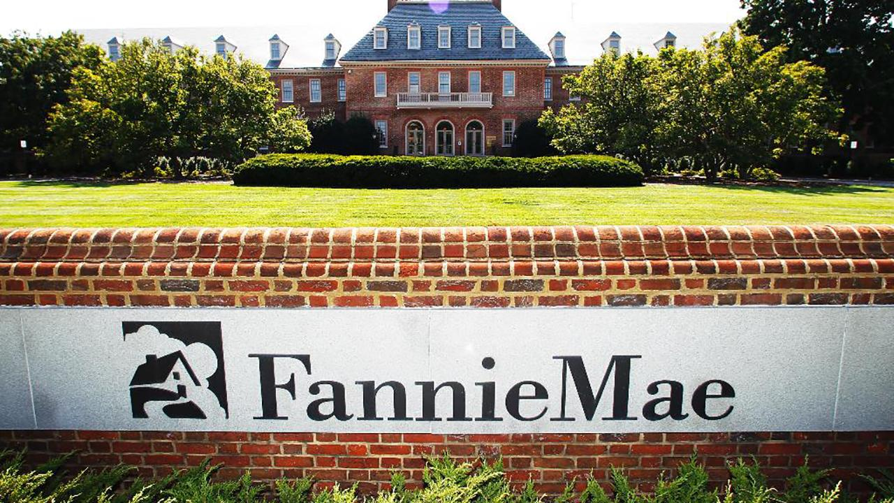 Trump administration releases plan to end Fannie, Freddie conservatorship