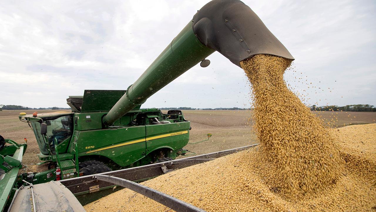 Missouri Farm Bureau President Blake Hurst on farmers urging Congress to pass USMCA.