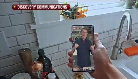 Discovery Global direct-to-consumer CEO Peter Faricy discusses Food Network interactive streaming.