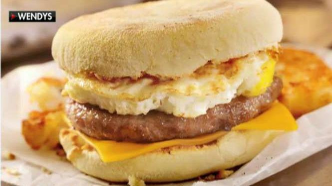 The fast-food chain plans to launch breakfast nationwide in 2020.