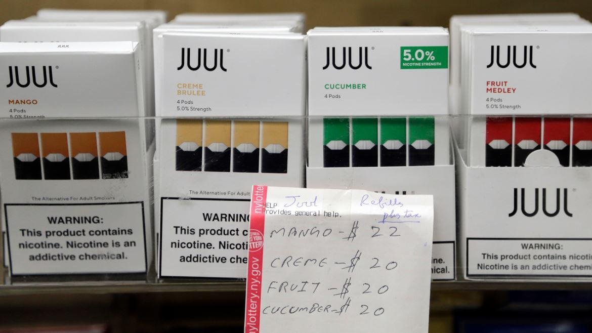 Moll Law Group president Ken Moll is filing a nationwide lawsuit against Juul for alleged illegal marketing practices.