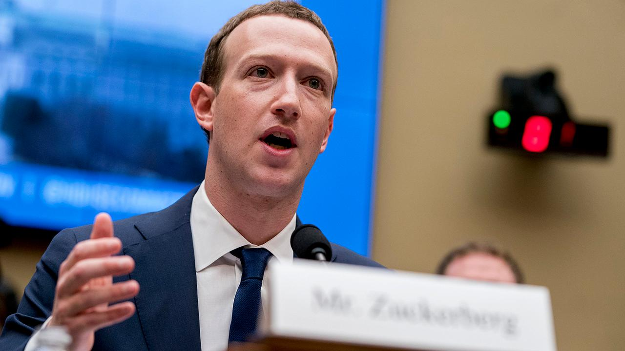 Facebook's Mark Zuckerberg is discussing the future of internet regulation, FOX Business' Hillary Vaughn reports.