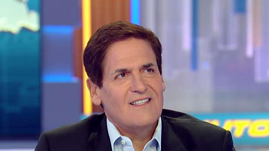 Dallas Mavericks owner Mark Cuban discusses his position on political parties in general and the candidates.