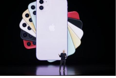 Tech analyst Russ Frushtick discusses the specs of new iPhone 11.