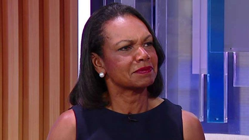 Former Secretary of State Condoleezza Rice discusses the September 11, 2001 terror attacks and also provides insight into Trump's foreign policy in Afghanistan.