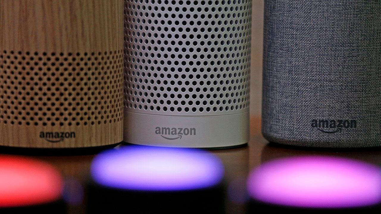Fox Business Briefs: Amazon is rolling out new tools to give users control over the stored voice recordings from their Alexa devices, amid a range of different privacy-related concerns.