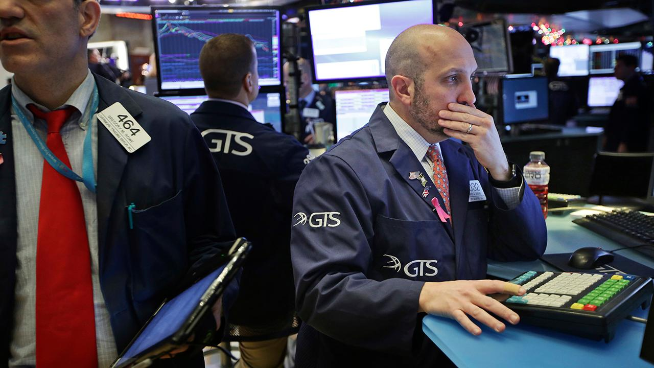Stocks rally ahead of August jobs report | Fox Business Video