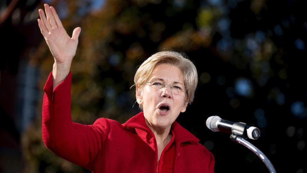FOX Business' Kennedy discusses Elizabeth Warren's rising popularity.